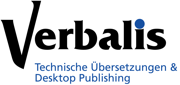 Verbalis – Technische Übersetzungen & Desktop Publishing